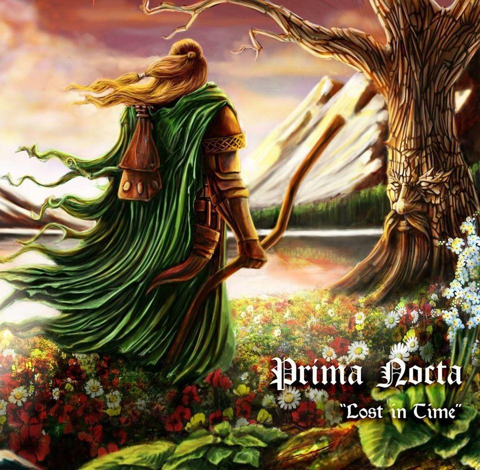 Prima Nocta - Lost in Time album
