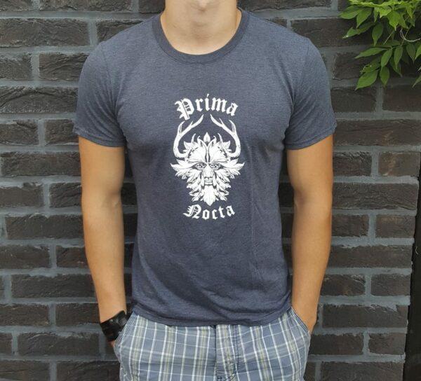 Prima Nocta band shirt dark grey