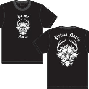Prima Nocta t-shirt black
